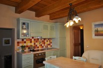 Appartamento Miele – Cucina Soggiorno – foto 1